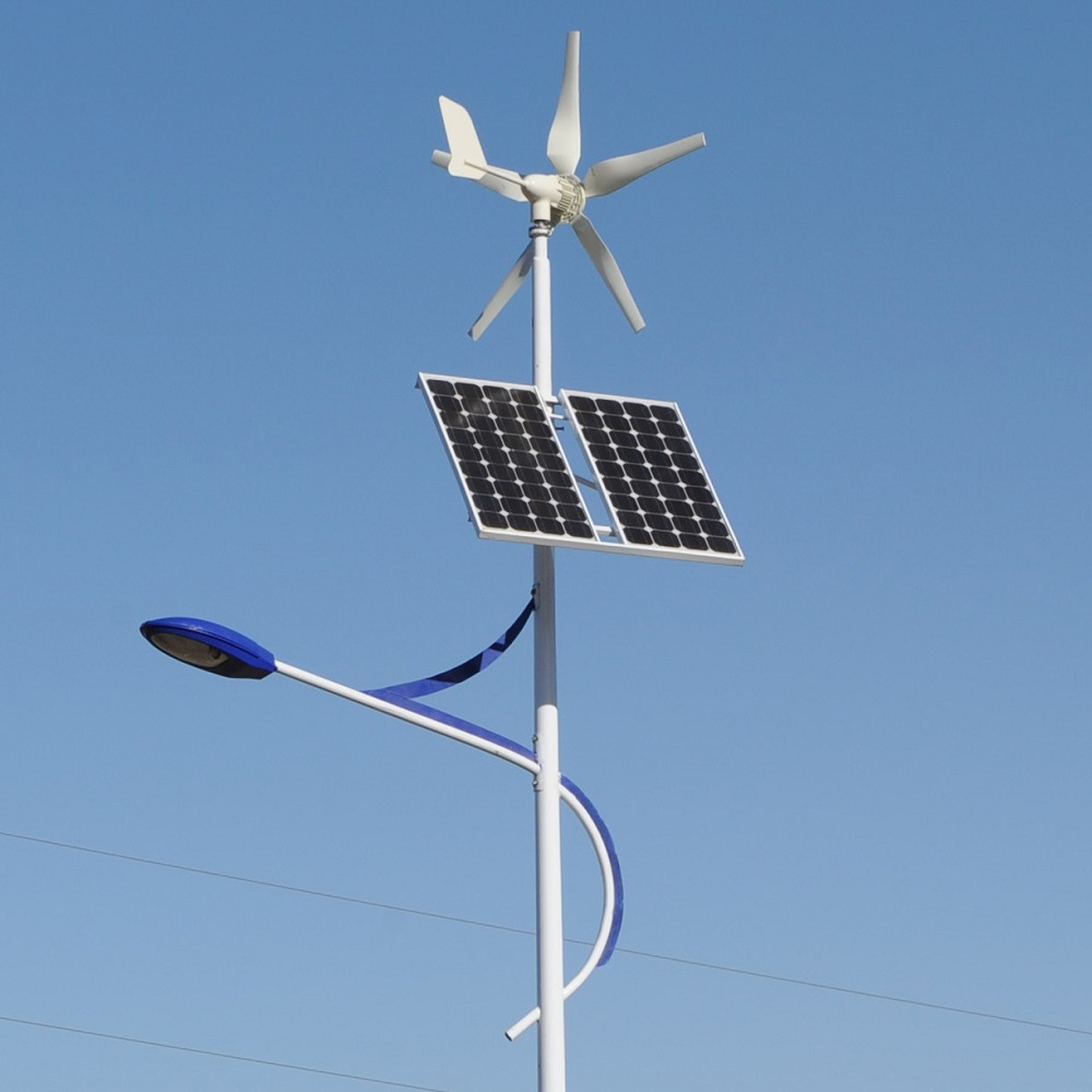 Hot Selling Integrated Solar Led Street Light With Low Price