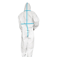 Type 4 Hospital Protective Clothing Sterile Non-Woven Disposable