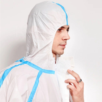 Medical Protective Clothing Disposable Surgical Gowns